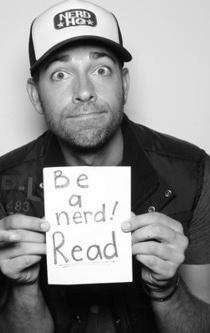 Be a nerd! Read!!!