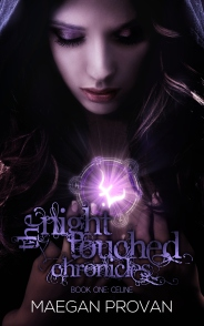 The Night Touched Chronicles Book Cover
